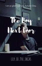 The Boy Next Door by sam_booklover