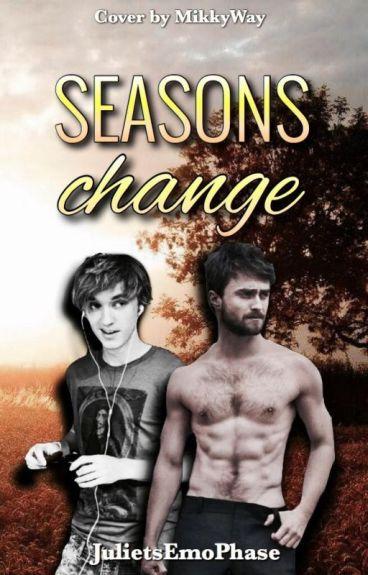 Seasons Change (A Drarry FanFiction)