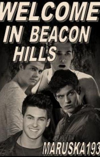 Welcome in Beacon Hills (CZ-FF-TW) √