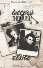 Letters Through Time (A Drarry FanFiction) by JulietsEmoPhase