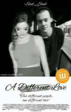 A Different Love [#Wattys2016] by louisaprincess