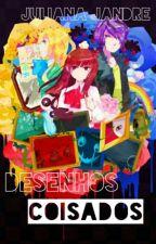 Desenhos coisados by MeninaCholeana
