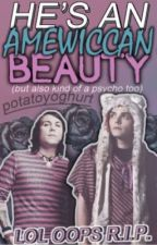 He's An Amewiccan Beauty (Frerard) [READ DESC.] by frnkier-o