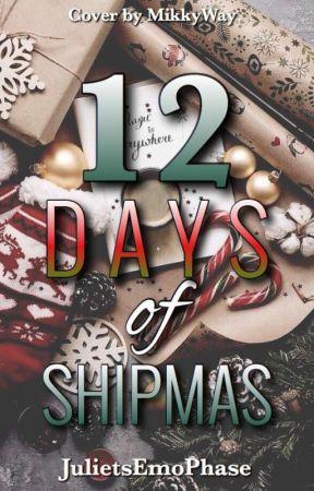 12 days of shipmas a multi fandom compilation