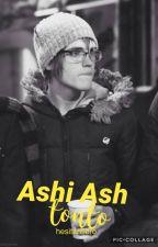 Ashi Ash tonto; Mashton  by FRANKPENDEJO