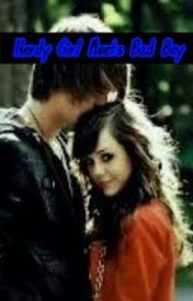 Nerdy Girl Meets Bad Boy by juliemoor