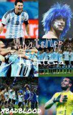 WhatsApp ➳ Selección Argentina by aribiencandy