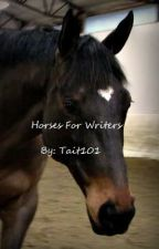 Horse for writers by Tait101