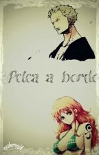 Pelea a bordo (One Piece) by rocioherrero14