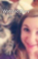 Wattpad Diary by LottieLove3