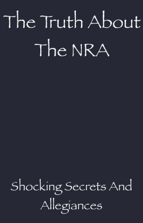 The Inconvenient Truth about the NRA by Tonio0064
