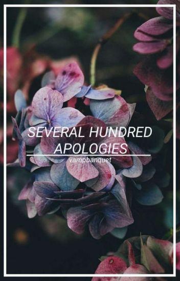 Several Hundred Apologies | Rants #1
