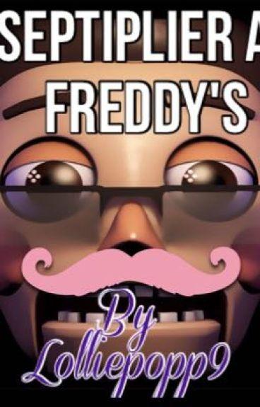 Septiplier at Freddy's ~A Septiplier Fanfic~