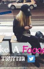 Like A Foooer - O.M by hanna_sandman37