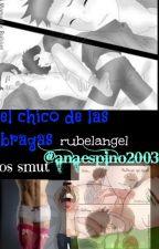 El chico de las bragas - Rubelangel os by anaespino2003