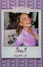 Leah; Instagram ➳ h.g by shawnftfer