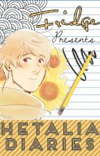 Hetalia diaries by It-s_Fridge