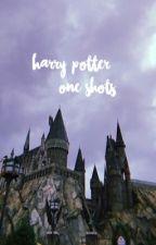 Harry Potter One Shots by cherrybombshell-