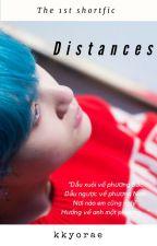 [Shortfic] [SUGA x Fictional Girl] DISTANCES. by kkyorae