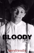 Bloody Doll by larryfriendly