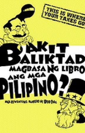 Paano Maging Pilipino? by sibobpo