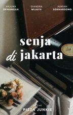Senja di Jakarta by pizzajunkie