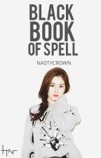 Black Book of Spell by TeteNiBwii
