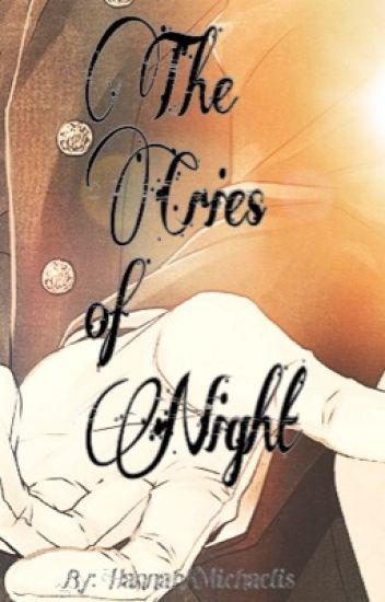 The Cries of Night ( Sebastian X Reader lemon )