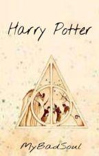 Harry Potter  by MyBadSoul