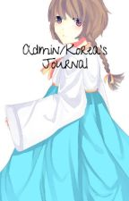 Admin/Korea's Random Journal?~*~Ask/Dare Journal Also~*~ by Hetalia_South_Korea