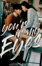 you're in my eyes ; myg by tellmewonwoo