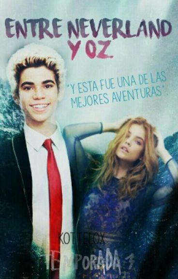 """Descendientes """"Entre Neverland Y Oz""""."""