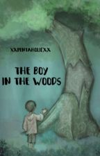 The boy in the woods by PtxLameWriter