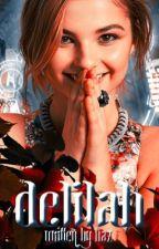 Delilah ★ The Outsiders Fan Fic by hazholland