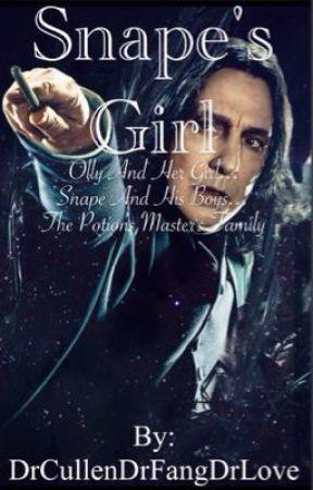 Snape's Girl (R.I.P Alan Rickman) by PrinceSevyHalfBlood