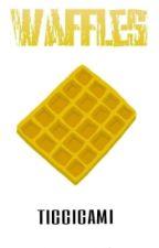 Waffles || Ticci Toby x Masky by TicciCami