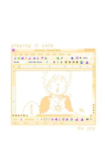 Playing It Safe [Naruto!VariousxWolf!Reader] [RE-WRITE]