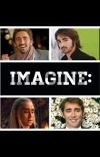 Lee Pace Imagines by Aidanturnerimagines