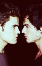Vampire Diaries (Damon.Stefan) by teresagrey1