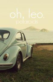 oh  leo by polaroids