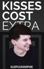 Kisses Cost Extra | Phan by ShadowOblivion