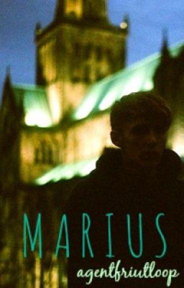 Marius by agentfriutloop