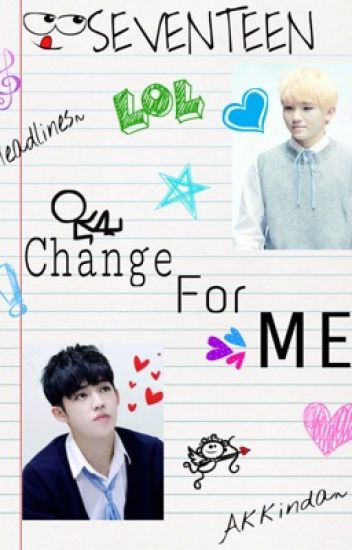 [JICHEOL] CHANGE FOR ME.