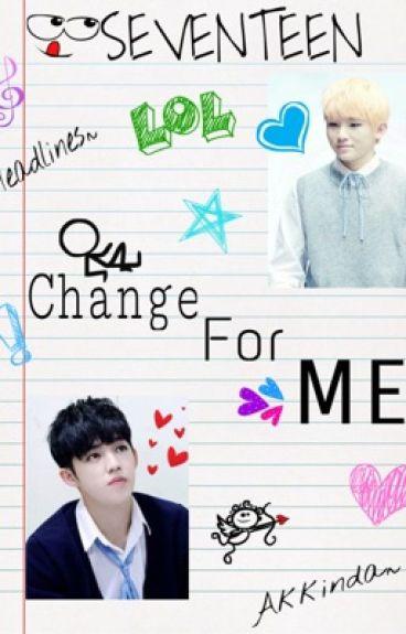 [JICHEOL] CHANGE FOR ME.