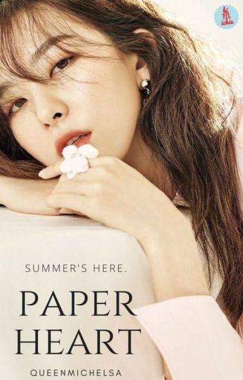 Paper Heart    SEVENTEEN Fanfiction