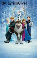 Frozen Song Lyrics •Movie• by LyricsGiver