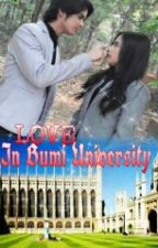 Love In Bumi University (DITERBITKAN DI BUKULOE) by Selviastories
