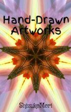 Hand-Drawn Artworks by ShizukoMori