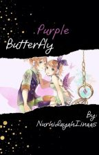 Purple Butterfly (Len x Rin) {On Hold} by NurhidayahIinaas