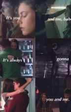 Its always gonna be you and me (Effy and Cook) by CrazyJustCrazy